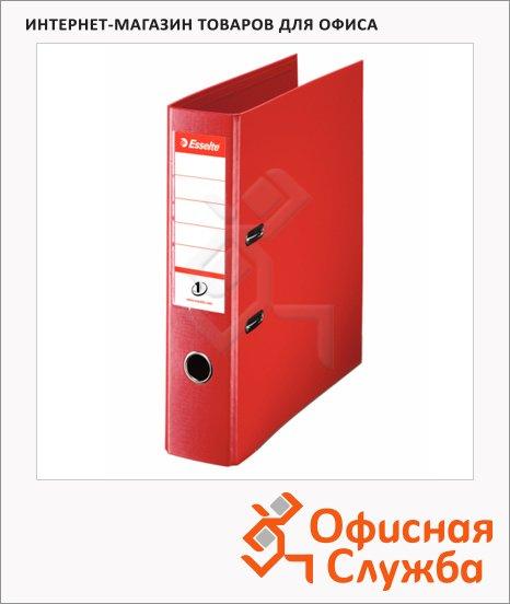 Папка-регистратор А4 Esselte №1 красная, 75 мм, 811330