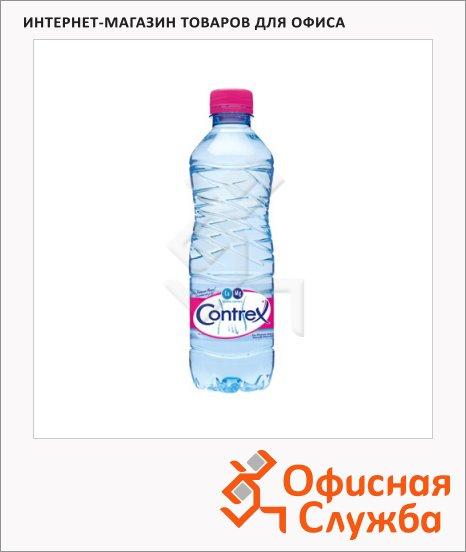 фото: Вода минеральная Contrex без газа ПЭТ, 500мл