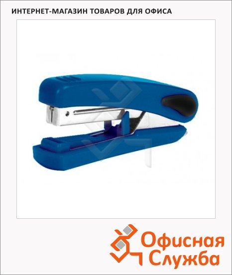 Степлер Sax №10, до 20 листов, 519, синий