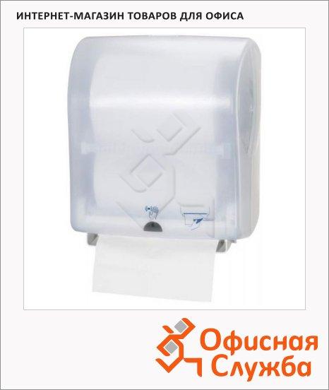 Диспенсер для полотенец в рулонах Tork EnMotion H13, 471172, сенсорный, белый