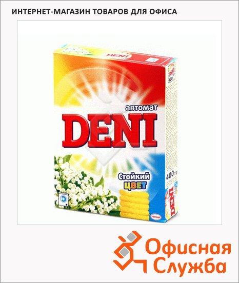 Стиральный порошок Deni 0.4кг, для цветного, автомат