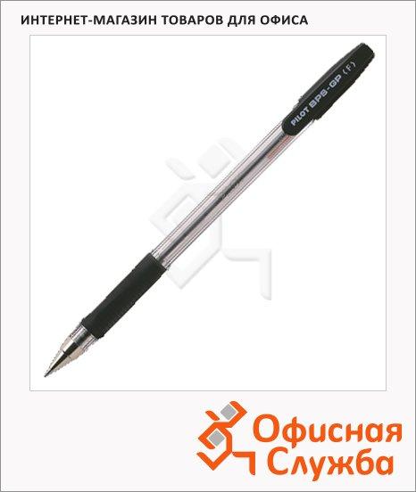 Ручка шариковая Pilot BPS-GP-F черная, 0.3мм