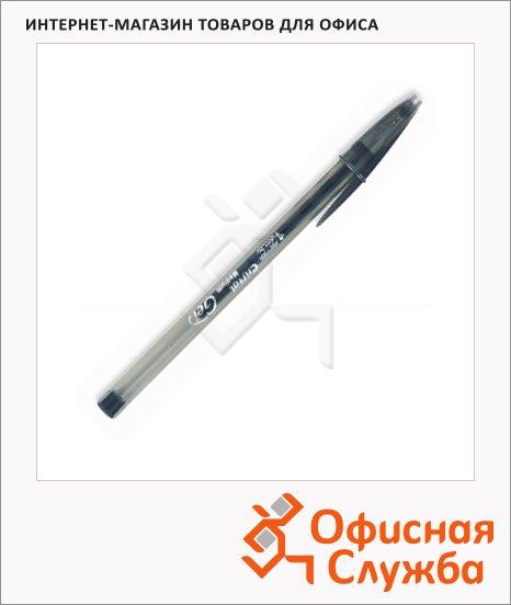 фото: Ручка гелевая Cristal Gel черная