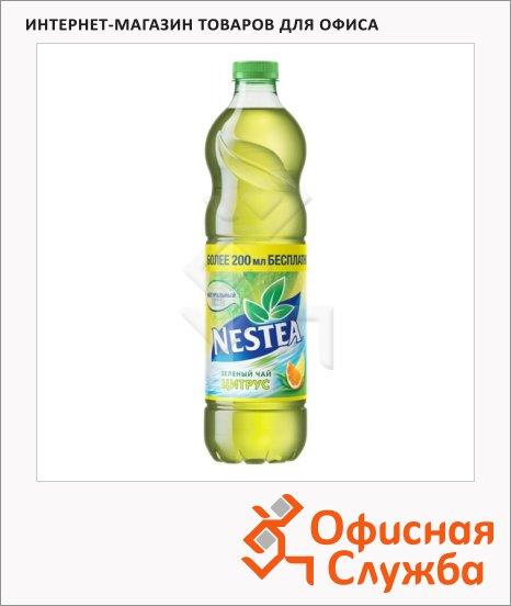 Чай холодный Nestea Vitao Зеленый цитрус, 1.75л, ПЭТ