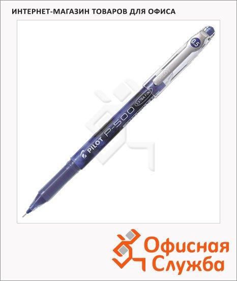 Ручка гелевая Pilot BL-P50 синяя, 0.3мм