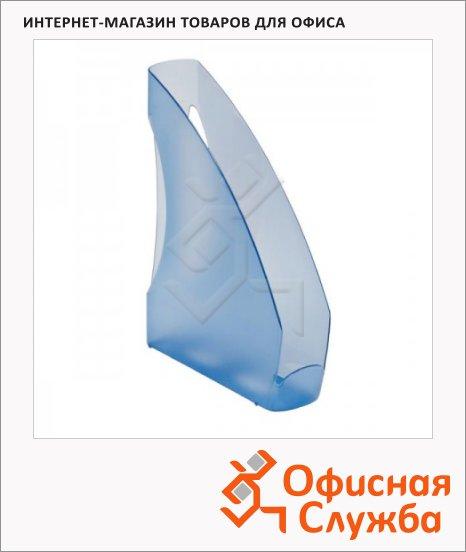 Накопитель вертикальный для бумаг Esselte Intego А4, 69мм, голубой, 39818