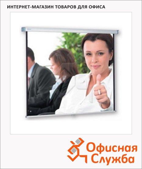 фото: Экран для проектора настенный SlimScreen 180х180см