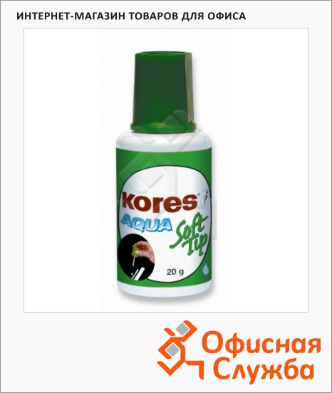 �������������� �������� Kores Soft Tip Aqua 25��, � ���������, �� ������ ������
