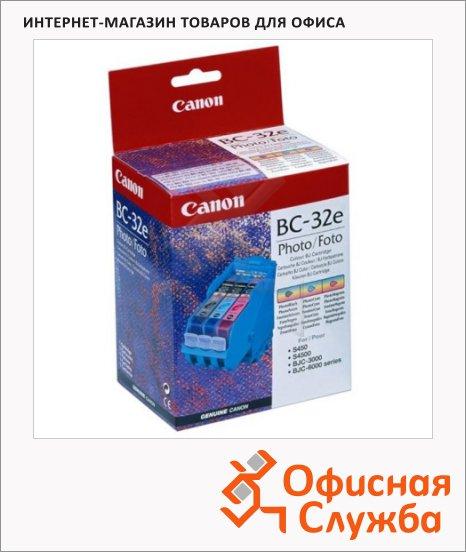 Картридж струйный Canon BC-32, 3 цвета