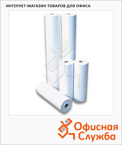 Ролик для принтера Promega 420мм х 50м, 60г/м2, белизна 80%CIE, d=18мм