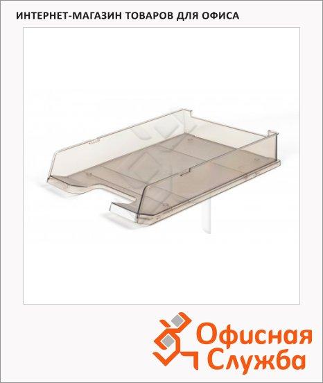 Лоток горизонтальный для бумаг Han А4, тонированый, 1020/09