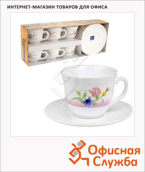 фото: Набор кофейный Luminarc Elise 90мл 6 персон