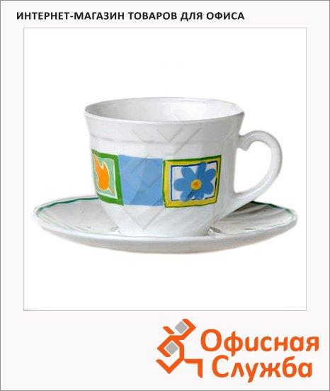 фото: Набор чайный Luminarc Valensole 220мл 6 персон