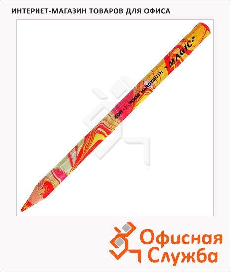 Карандаш многоцветный Koh-I-Noor Magic шестигранный, 3405