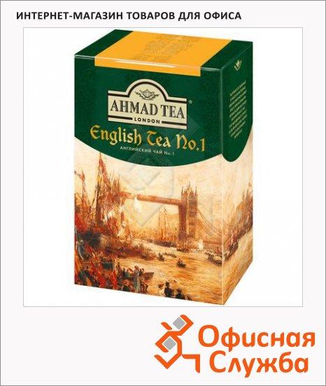 Чай Ahmad English Tea №1 (Английский Чай №1), черный, листовой, 200 г