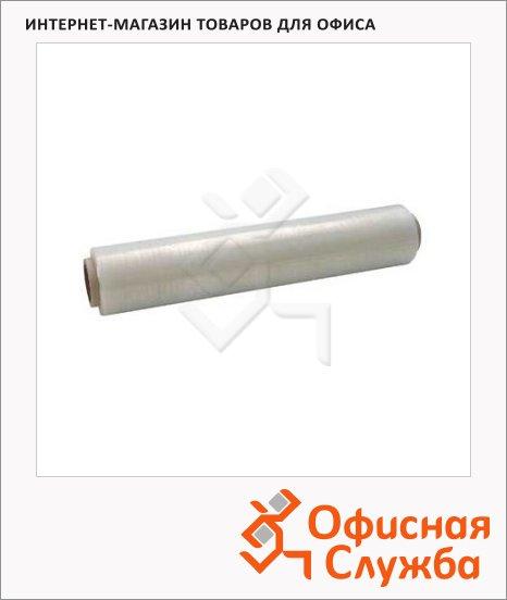 Стрейч-пленка для ручной упаковки Регент-Стретч Стандарт 45см х 280м, 15мкм, растяжение 220%