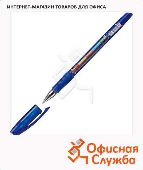 Ручка шариковая Stabilo Exam Grade 588 синяя, 0.4мм