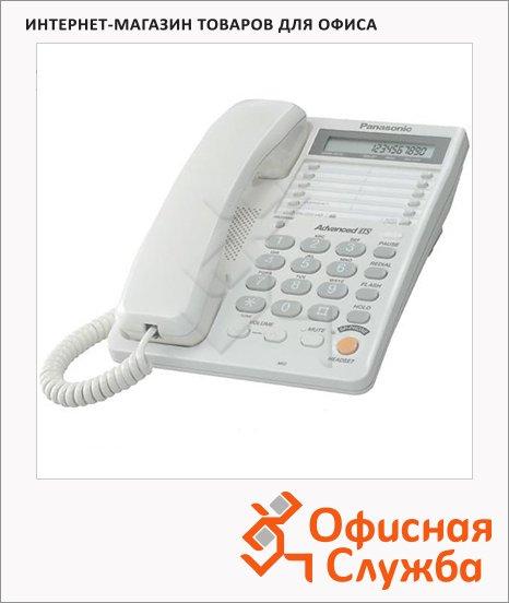 фото: Телефон проводной Panasonic KX-TS2365RU белый