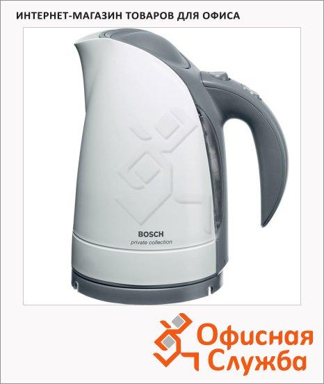 фото: Чайник электрический Private collection TWK 6001 белый 1.7 л, 2400 Вт