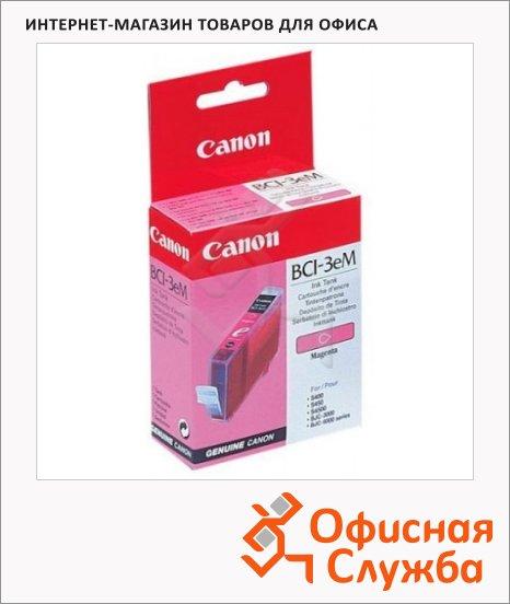Картридж струйный Canon BCI-3M, пурпурный
