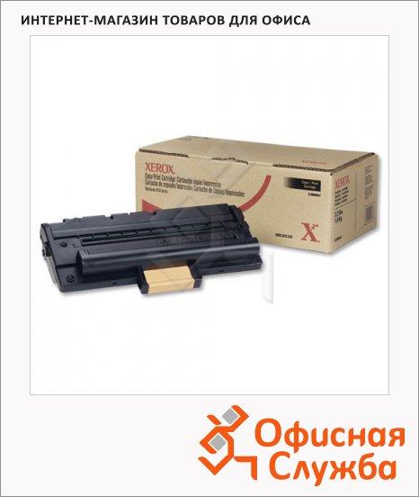 фото: Тонер-картридж Xerox 113R00667 черный