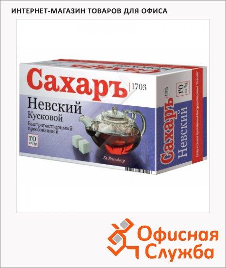 фото: Сахар Невский кусковой белый, 1кг