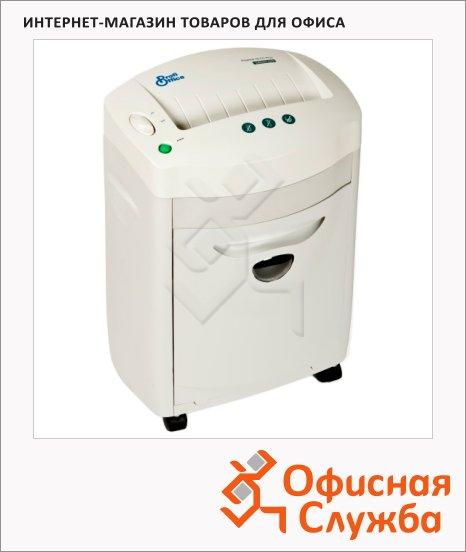 Персональный шредер Profioffice Piranha 10 CC+, 10 листов, 14 литров, 3 уровень секретности