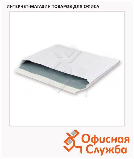 фото: Конверт почтовый Bong С4 белый 229х324мм, 120г/м2, 25 шт, стрип