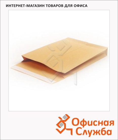 Пакет почтовый объемный Bong С4 крфат, 229х324х40мм, 130г/м2, 200шт, стрип