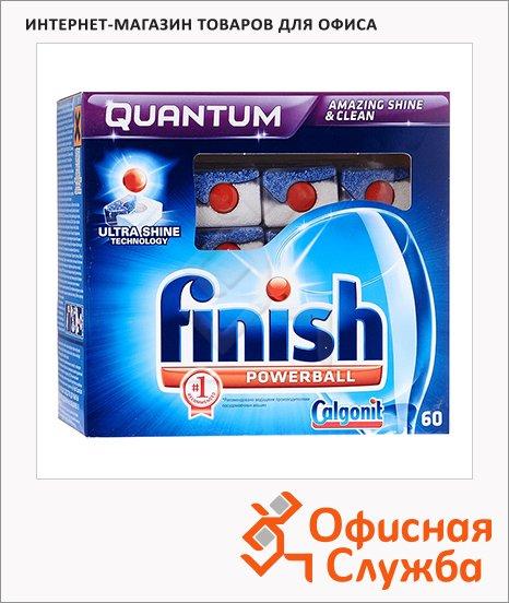 фото: Таблетки для ПММ Finish Quantum 60шт