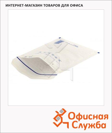Пакет почтовый с воздушной подушкой Bong белый, 200х275мм, 100г/м2, 10шт, стрип