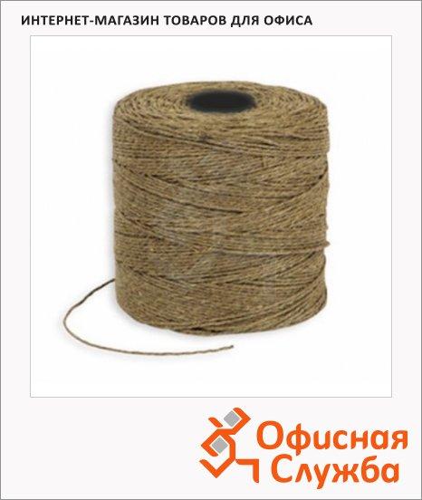 фото: Шпагат 1.5 ктекс 1.4мм х 700м, 1 кг, льняной