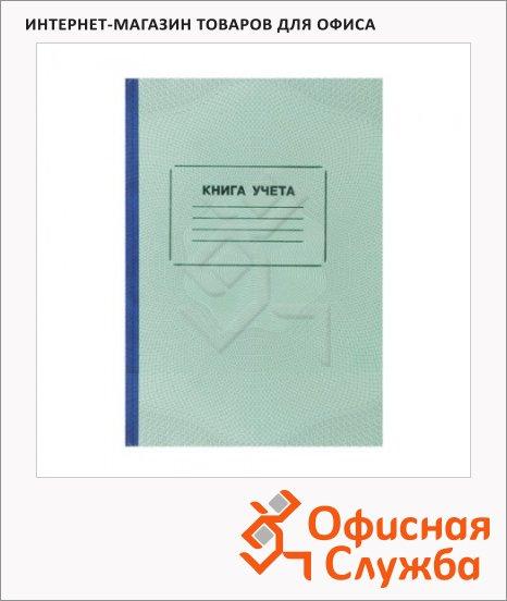 фото: Книга учета А4 96 листов, картон, 96л, линейка