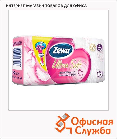 фото: Туалетная бумага Exclusive Ultra Soft без аромата 2 рулона, 18.75м
