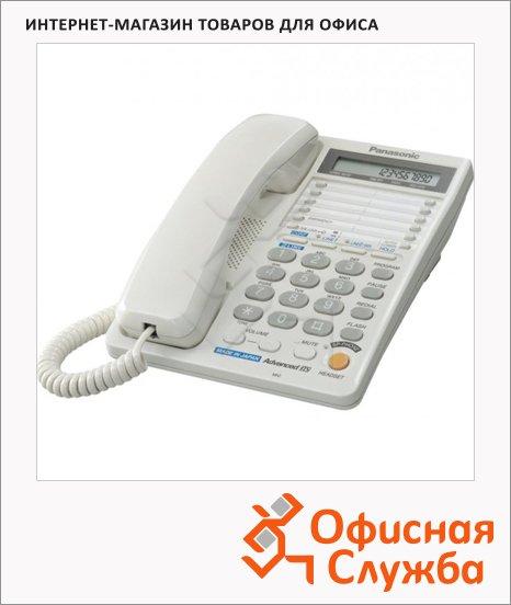 фото: Телефон проводной Panasonic KX-TS2368RU белый