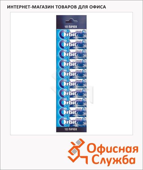Жевательная резинка Orbit зимняя свежесть, 10уп х 10шт