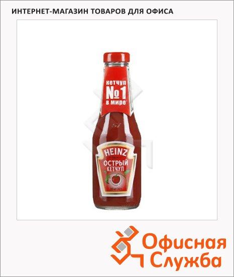 фото: Кетчуп Heinz острый 342г, стекло