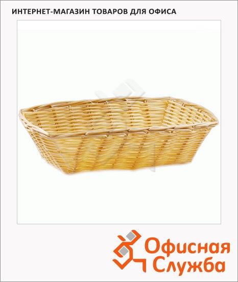 Хлебница Gastrorag Tablecraft 23 х15 х6.5cм, прямоугольная