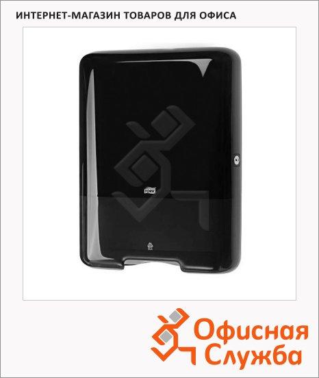 Диспенсер для полотенец Tork Elevation H3, 553008, черный