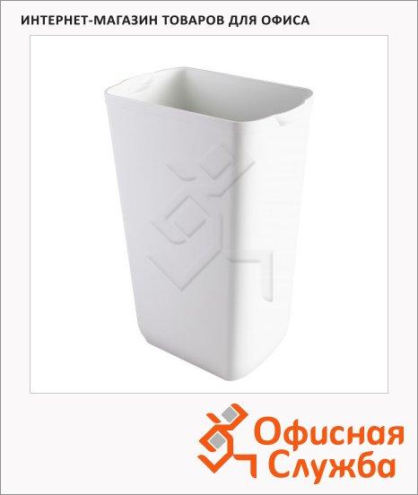 фото: Корзина для мусора Prestige белая 49х22х33см, 23л, A74201
