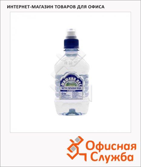 Вода питьевая Шишкин Лес Спорт без газа, ПЭТ, 0.4л