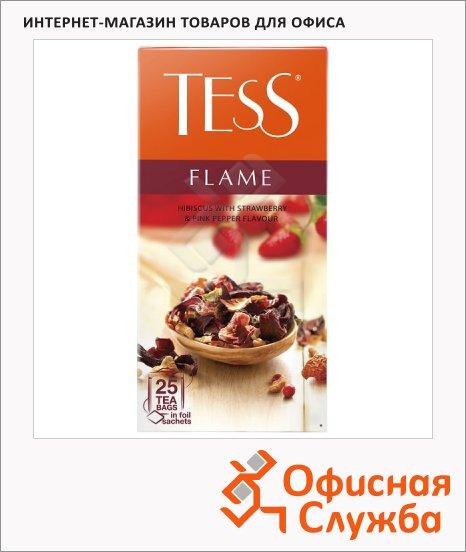 фото: Чай Tess Flame (Флэйм) травяной, 25 пакетиков