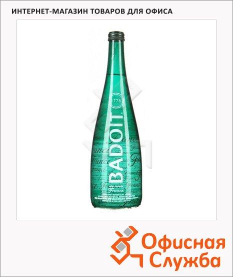 Вода минеральная Badoit газ, стекло, 0.75л газ