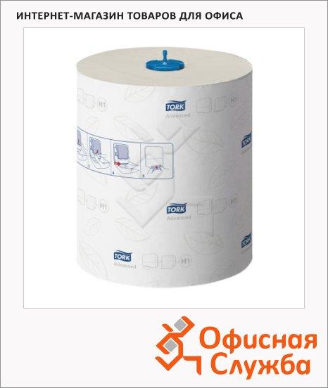 Бумажные полотенца Tork Advanced H1, 120067, в рулоне, 150м, 2 слоя, белые
