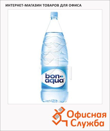 Вода питьевая Bon Aqua без газа, ПЭТ, 2л
