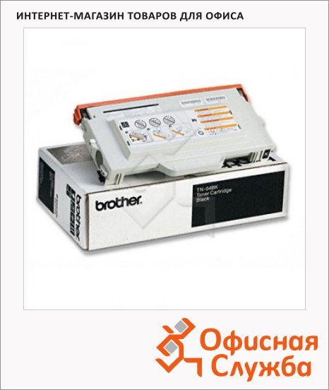 Тонер-картридж Brother TN-04BK, черный