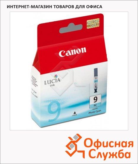 фото: Картридж струйный Canon РGA-9PС светло-голубой