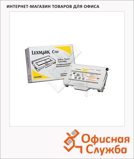 фото: Тонер-картридж Lexmark 15W0902 желтый