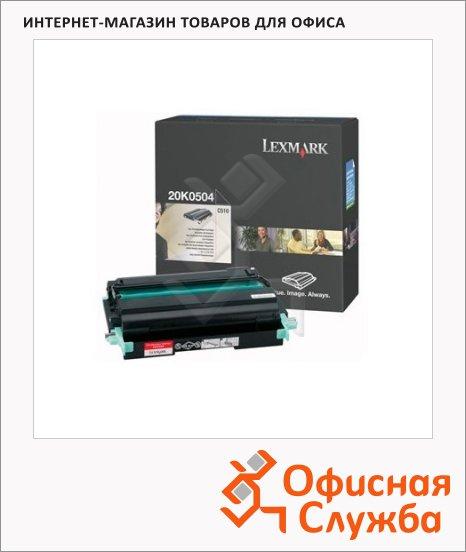 Тонер-картридж Lexmark 20K0504, голубой