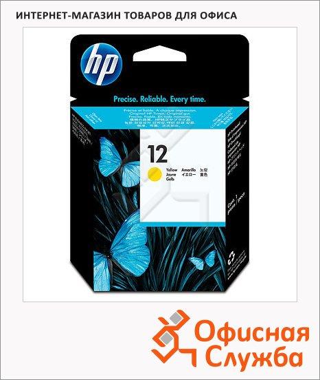 фото: Печатающая головка Hp 12 C5026A желтая